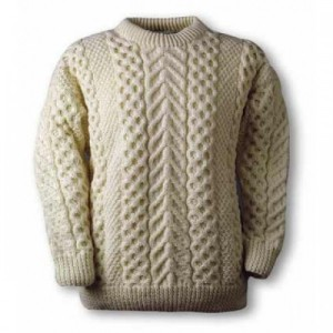 orourke clan aran sweater1-500x500